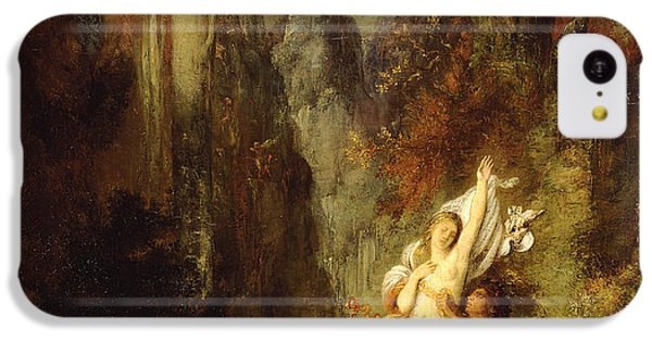 Dejanira  Autumn IPhone 5c Case by Gustave Moreau