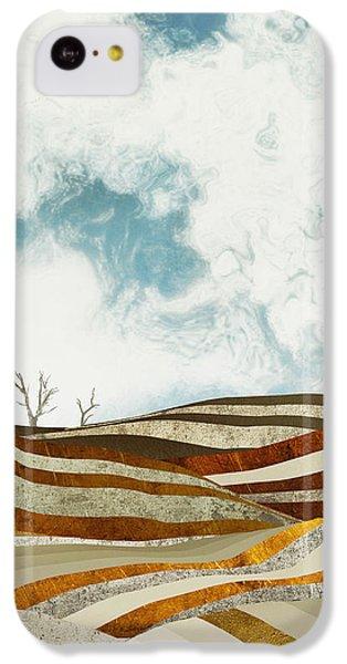 Landscapes iPhone 5c Case - Desert Calm by Spacefrog Designs