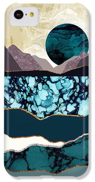 Landscapes iPhone 5c Case - Desert Lake by Katherine Smit