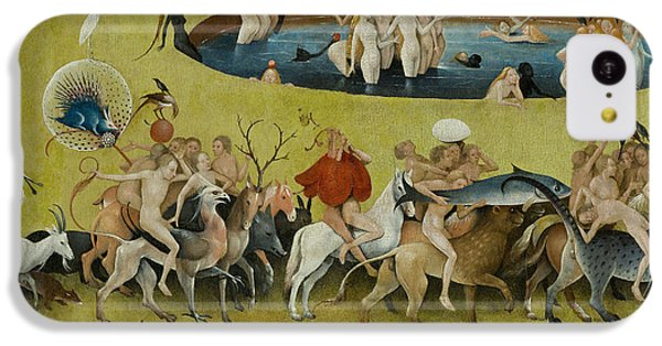 Detail From The Central Panel Of The Garden Of Earthly Delights IPhone 5c Case