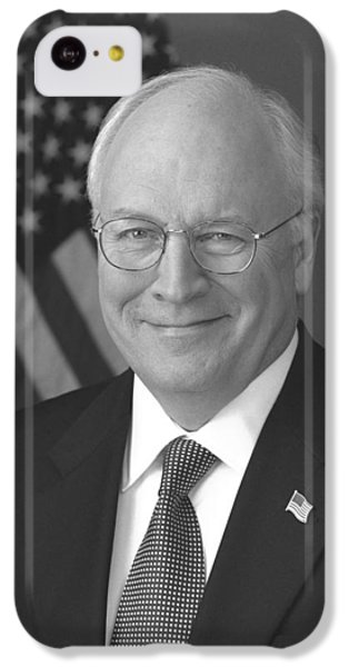 Dick Cheney IPhone 5c Case by War Is Hell Store