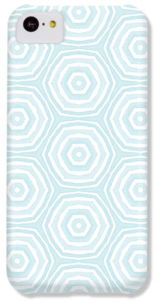 Dip In The Pool -  Pattern Art By Linda Woods IPhone 5c Case