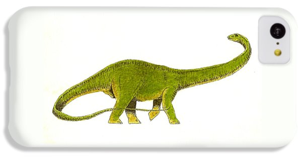 Diplodocus IPhone 5c Case