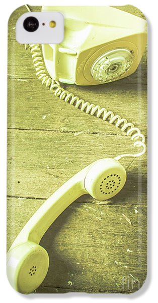Disconnected IPhone 5c Case by Jorgo Photography - Wall Art Gallery