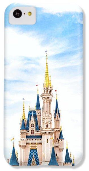 Disneyland IPhone 5c Case by Happy Home Artistry