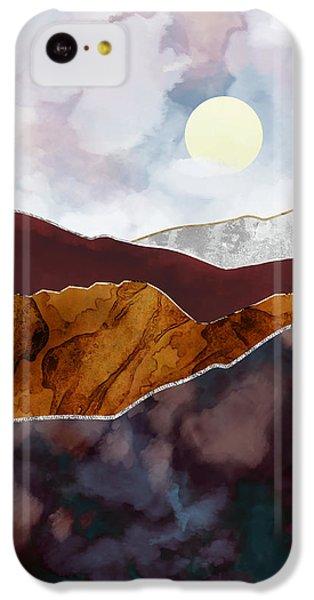 Landscapes iPhone 5c Case - Distant Light by Katherine Smit