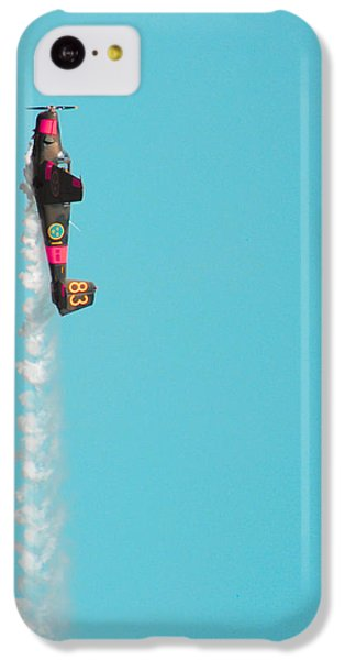 Do Not Press That Buuuutt.. IPhone 5c Case by Marcus Cederberg