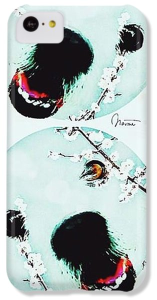 Dog Blossoms  IPhone 5c Case