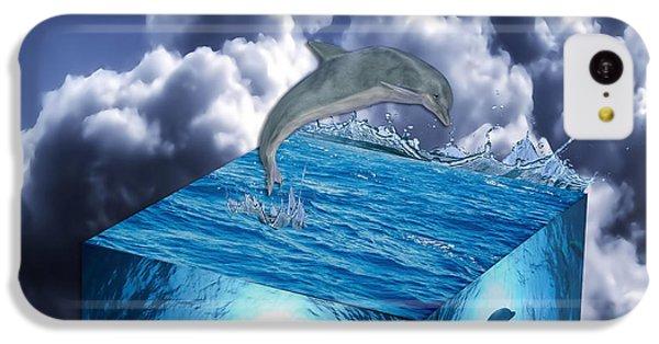Dolphins IPhone 5c Case