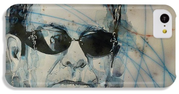 Don't Let The Sun Go Down On Me  IPhone 5c Case by Paul Lovering