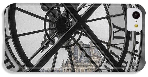 D'orsay Clock Paris IPhone 5c Case