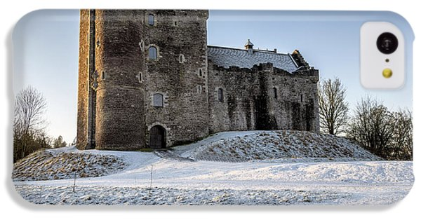 Doune Castle In Central Scotland IPhone 5c Case