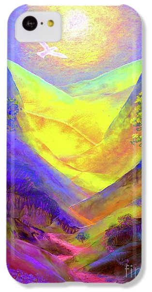 Dove iPhone 5c Case - Dove Valley by Jane Small