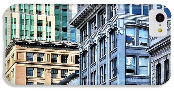 Downtown San Francisco IPhone 5c Case