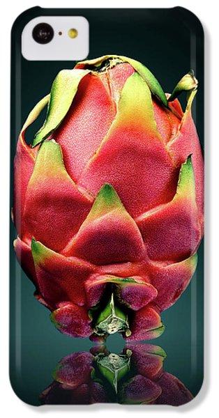 Dragon iPhone 5c Case - Dragon Fruit Or Pitaya  by Johan Swanepoel