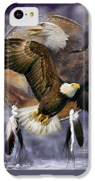 Dream Catcher - Spirit Eagle IPhone 5c Case