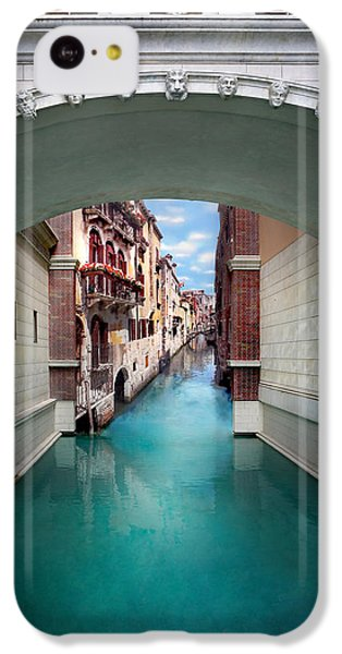 Dreaming Of Venice IPhone 5c Case