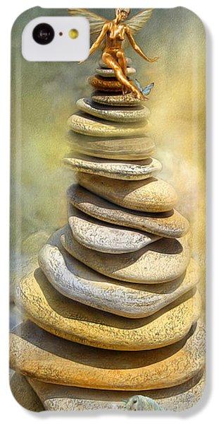 Dreaming Stones IPhone 5c Case by Carol Cavalaris