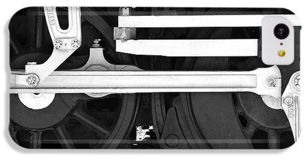Train iPhone 5c Case - Drive Train by Mike McGlothlen
