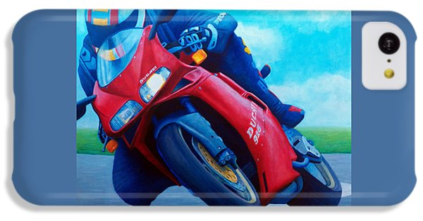 Ducati 916 IPhone 5c Case by Brian  Commerford