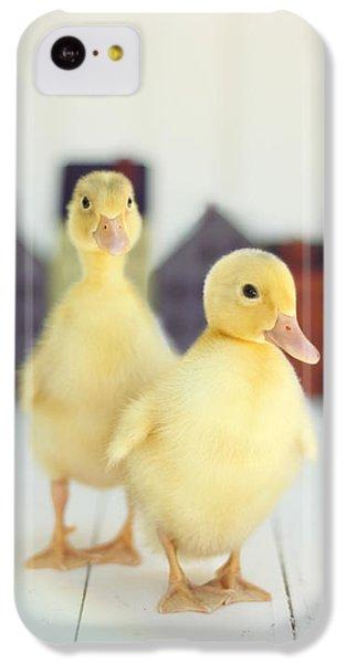 Ducks In The Neighborhood IPhone 5c Case
