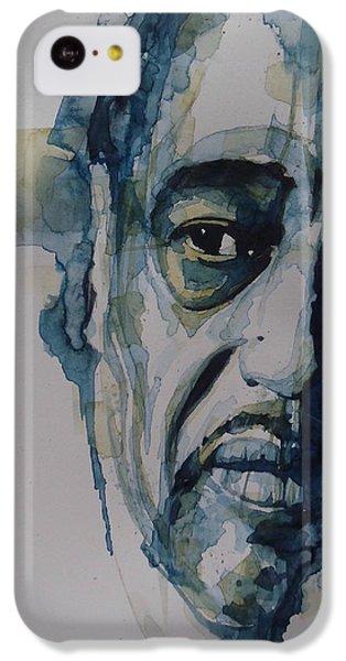 Duke iPhone 5c Case - Duke Ellington  by Paul Lovering