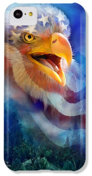 Eagle's Cry IPhone 5c Case