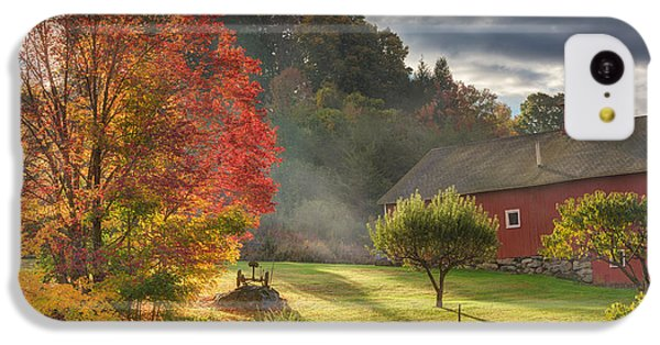 Early Autumn Morning IPhone 5c Case by Bill Wakeley