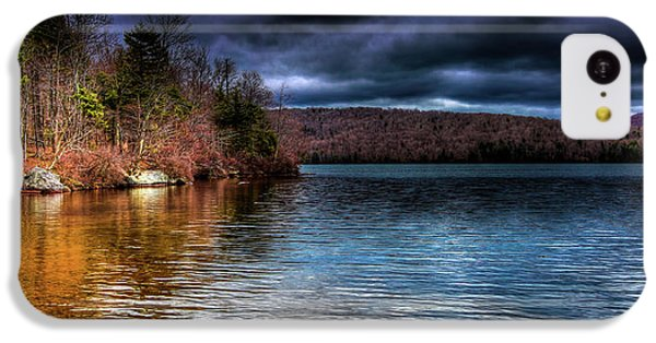 IPhone 5c Case featuring the photograph Early May On Limekiln Lake by David Patterson