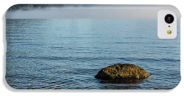 IPhone 5c Case featuring the photograph Early Morning At Lake St Clair by Werner Padarin