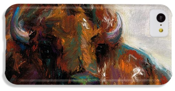 Early Morning Sunrise IPhone 5c Case by Frances Marino