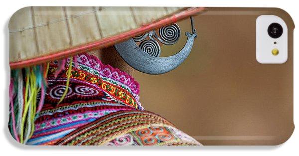 Earring IPhone 5c Case by Hitendra SINKAR