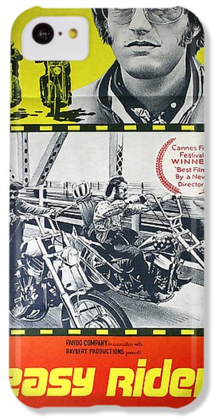 Easy Rider Movie Lobby Poster  1969 IPhone 5c Case