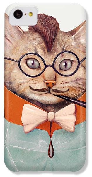 Eclectic Cat IPhone 5c Case by Animal Crew