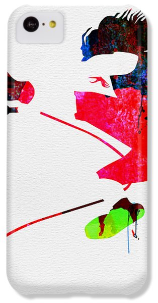 Eddie Watercolor IPhone 5c Case