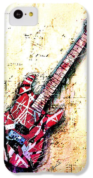 Eddie's Guitar Variation 07 IPhone 5c Case