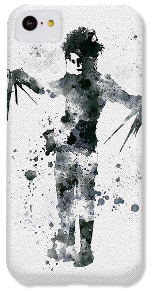 Edward Scissorhands IPhone 5c Case