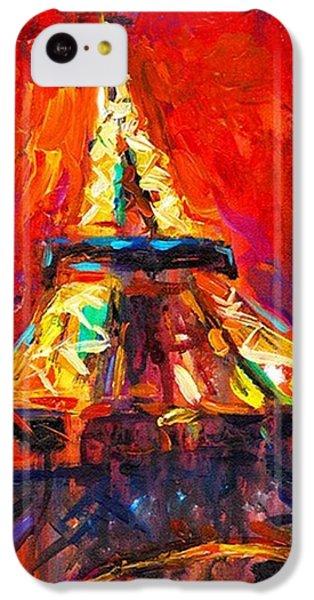Eifell Tower By Svetlana Novikova ( All IPhone 5c Case
