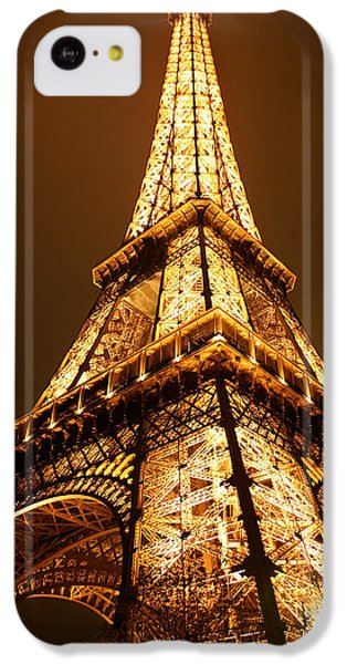 Eiffel IPhone 5c Case by Skip Hunt