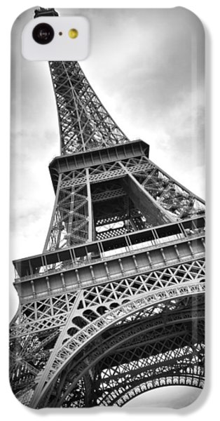 Eiffel Tower Dynamic IPhone 5c Case by Melanie Viola