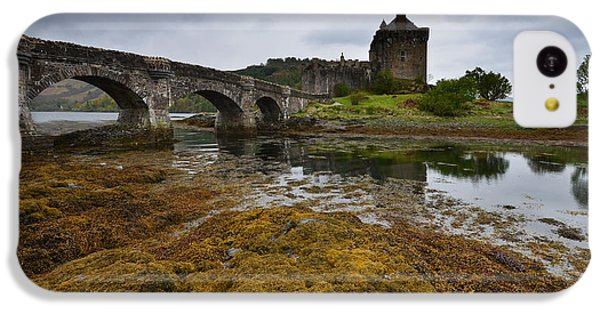 Castle iPhone 5c Case - Eilean Donan Castle by Smart Aviation