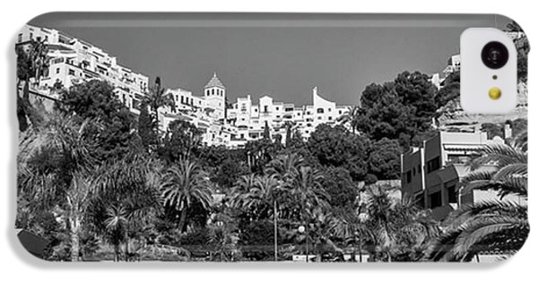 El Capistrano, Nerja IPhone 5c Case by John Edwards