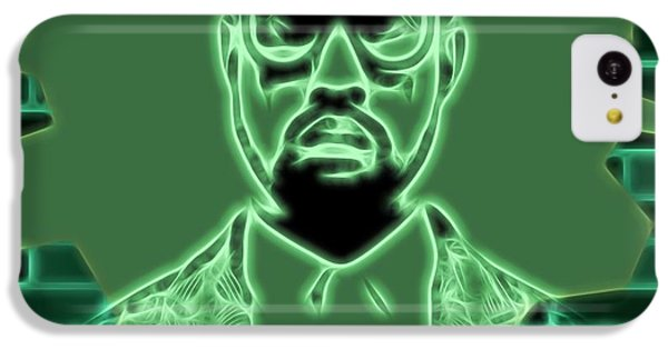Electric Kanye West Graphic IPhone 5c Case by Dan Sproul