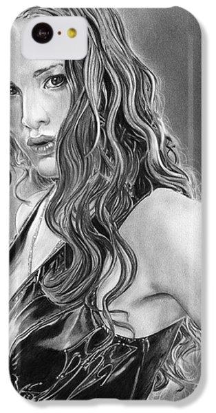 Shakira iPhone 5c Case - Elektra by Gary Rudisill