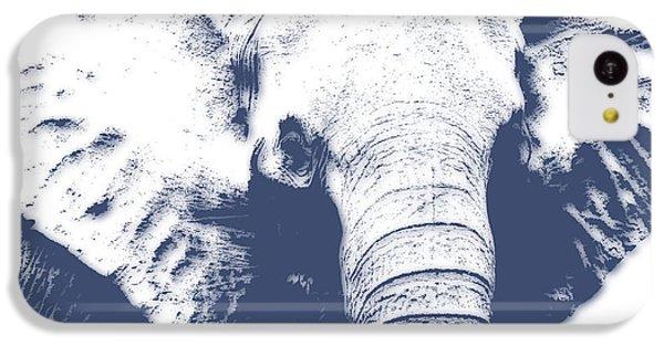 Elephant 4 IPhone 5c Case by Joe Hamilton
