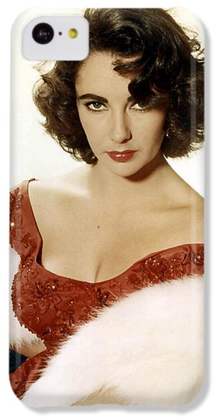 Elizabeth Taylor iPhone 5c Case - Elizabeth Taylor by American School