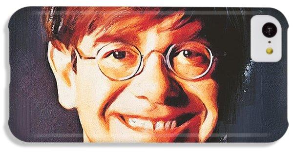 Elton John Young Portrait IPhone 5c Case by Yury Malkov