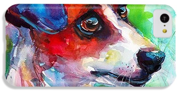 Emotional Jack Russell Terrier IPhone 5c Case