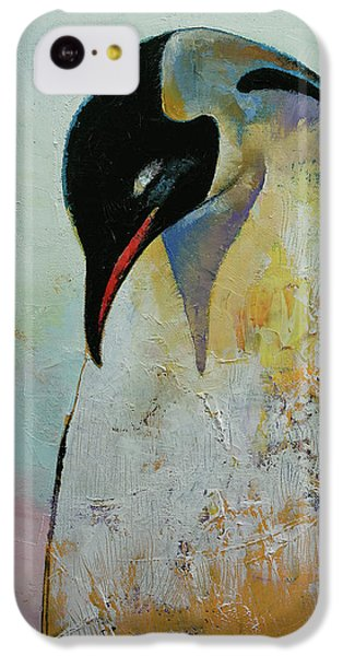 Emperor Penguin IPhone 5c Case