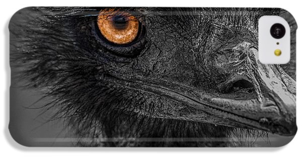 Emu IPhone 5c Case by Paul Freidlund